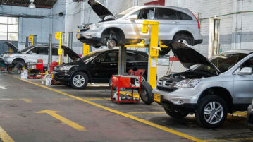 Fleet Vehicles Maintenance